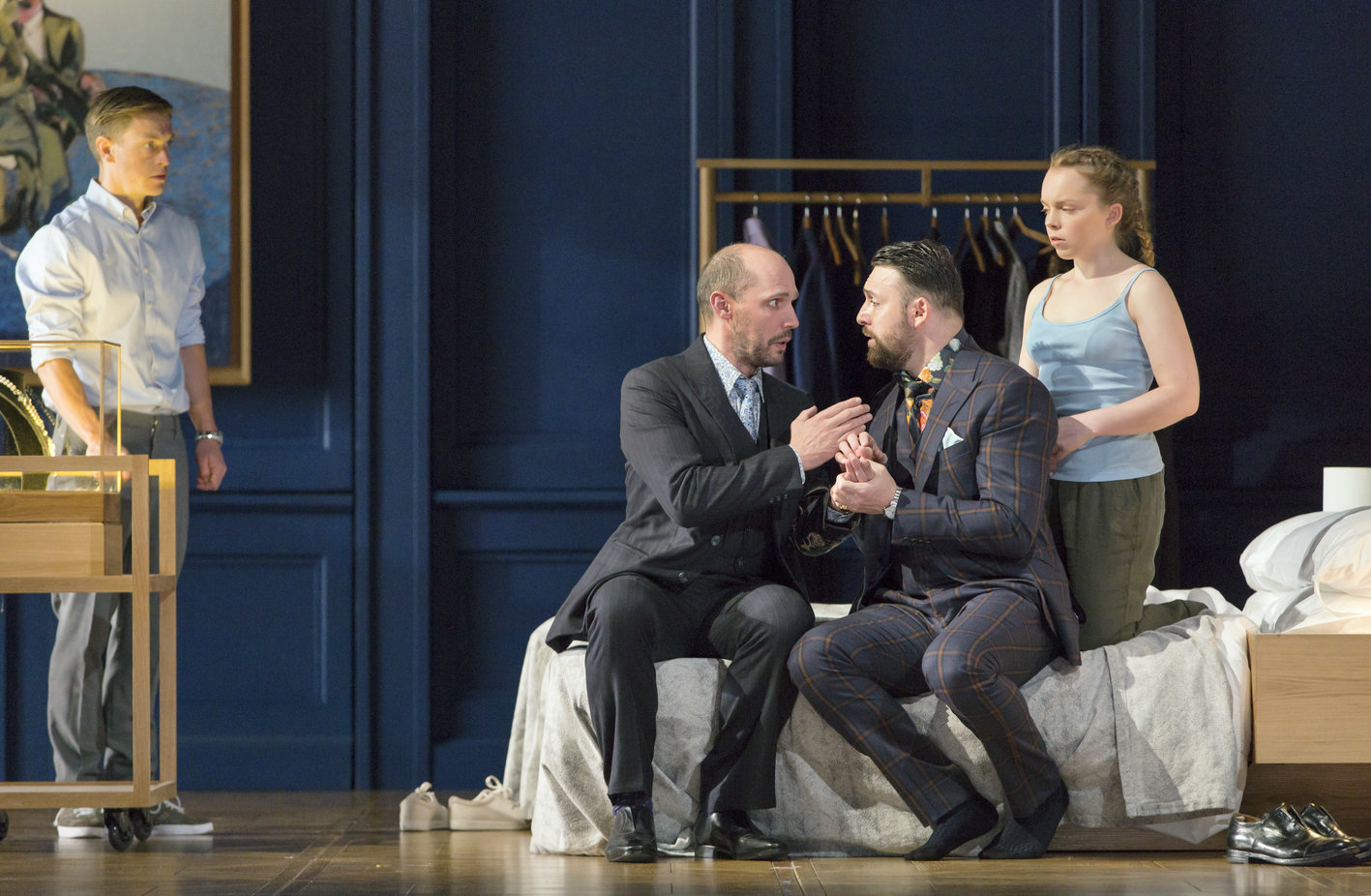 Lessons in Love and Violence, Royal Opera