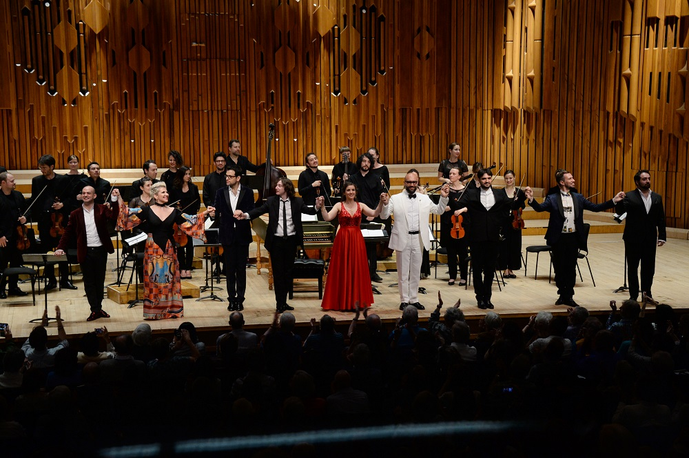 Curtain call for Barbican Agrippina