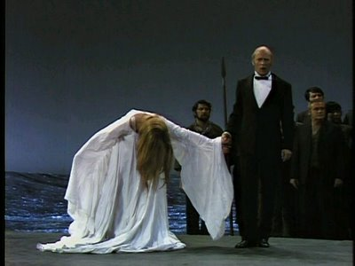 Act Two of Chereau's Bayreuth centenary production