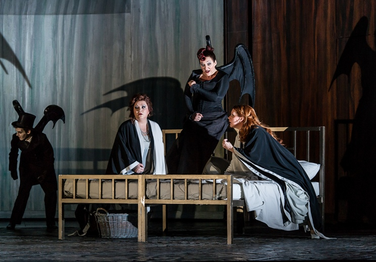 Die Frau ohne Schatten at the Royal Opera