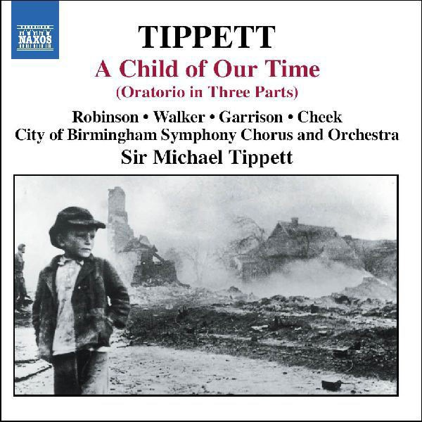 Recording of Tippett's A Child of Our Time