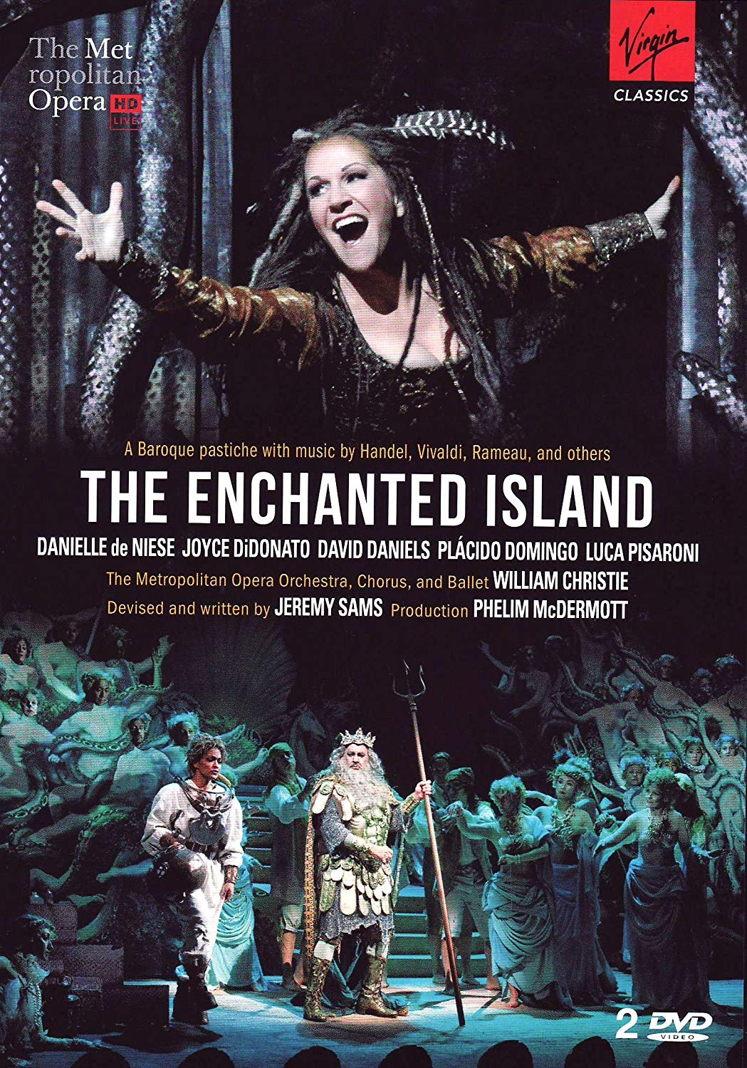 The Enchanted Island DVD