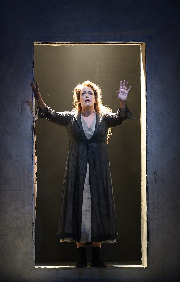 Nina Stemme as Brunnhilde