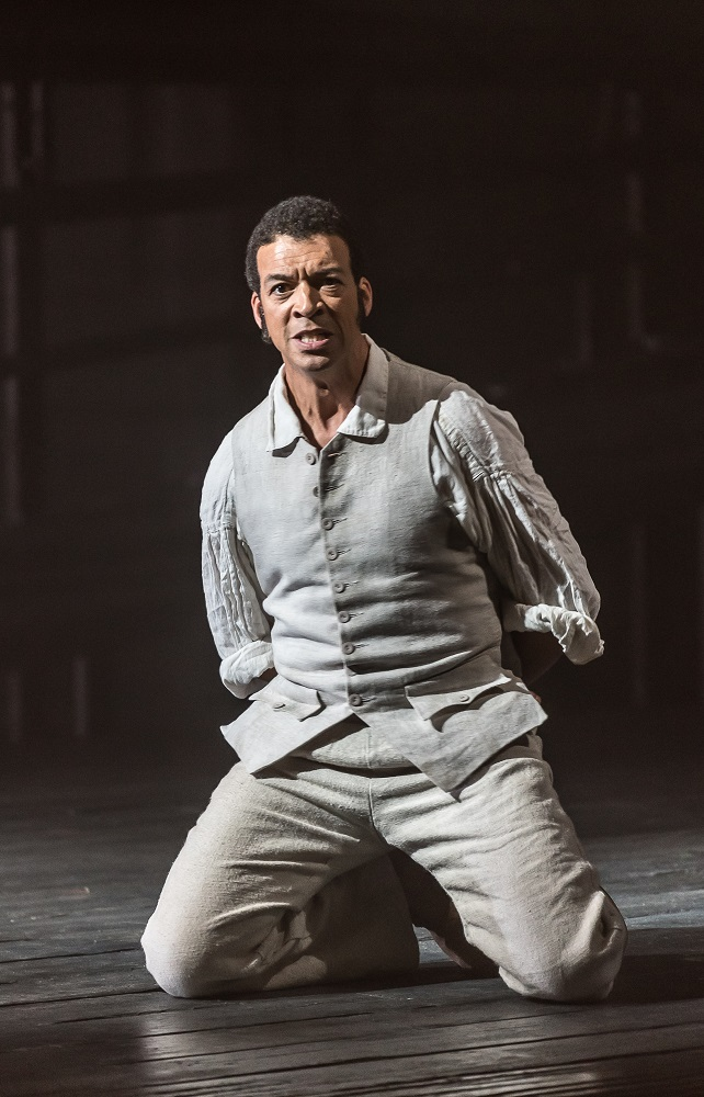 Roderick Williams as Billy Budd