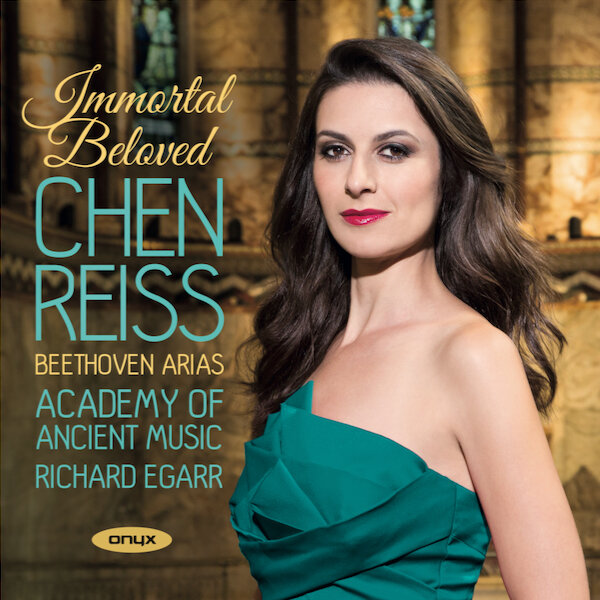 Chen Reiss's Beethoven arias disc