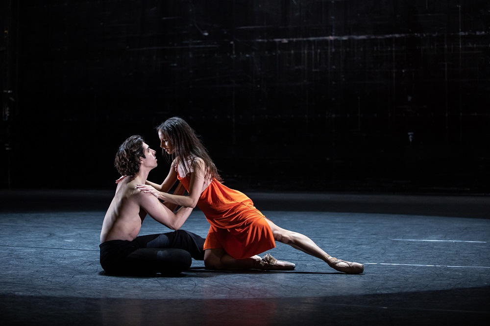 'Morgen!' in Royal Opera opening event