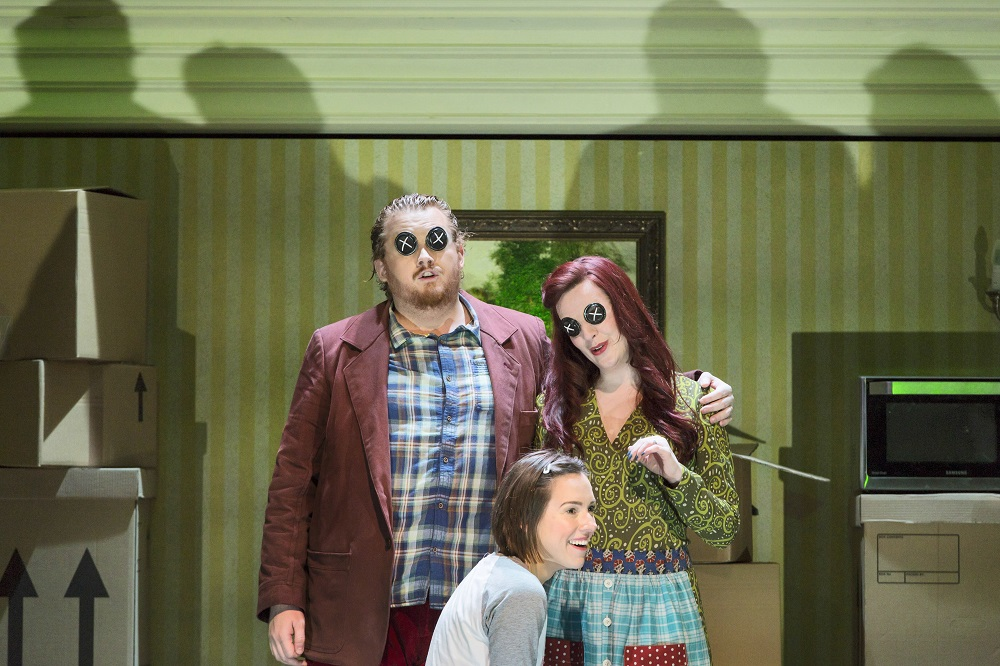 Coraline Royal Opera Barbican Review Spooky Story Underwhelming Score