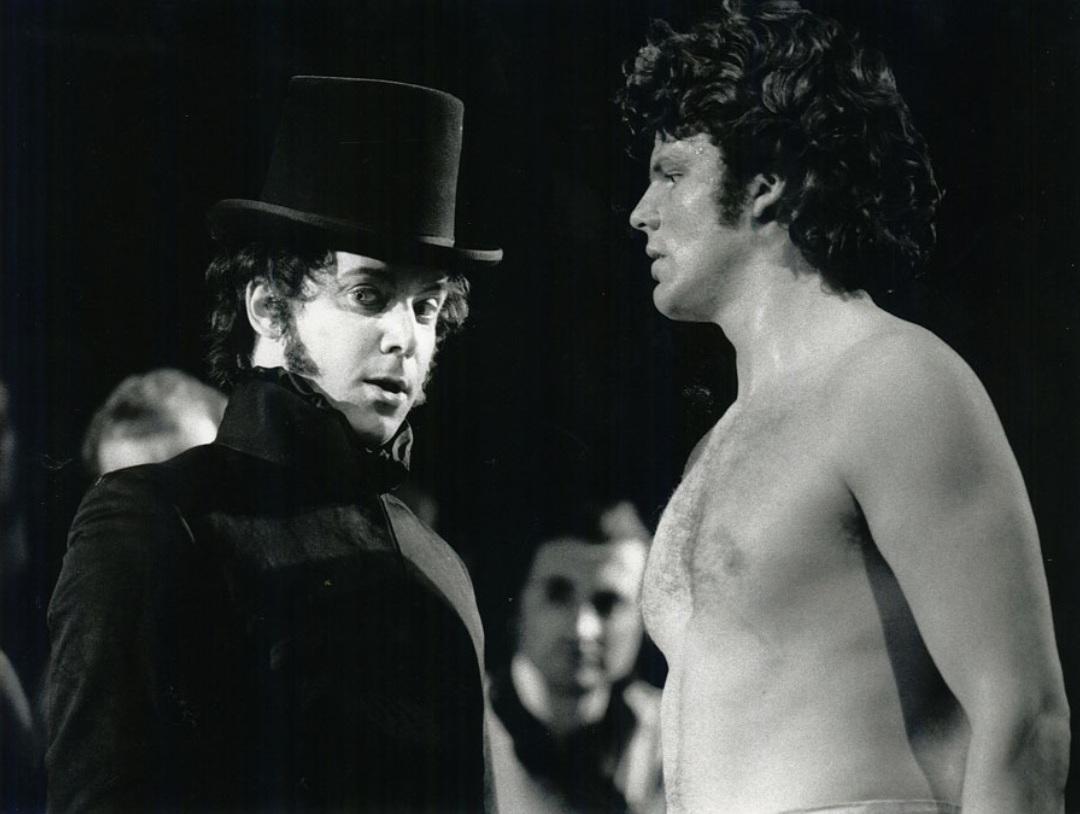 Scene from Graham Vick's Billy Budd