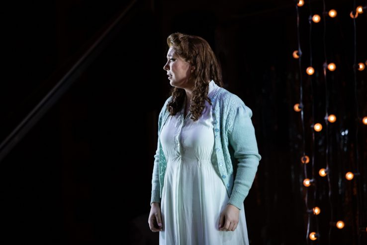 Natalya Romaniw in Opera Holland Park's Iolanta