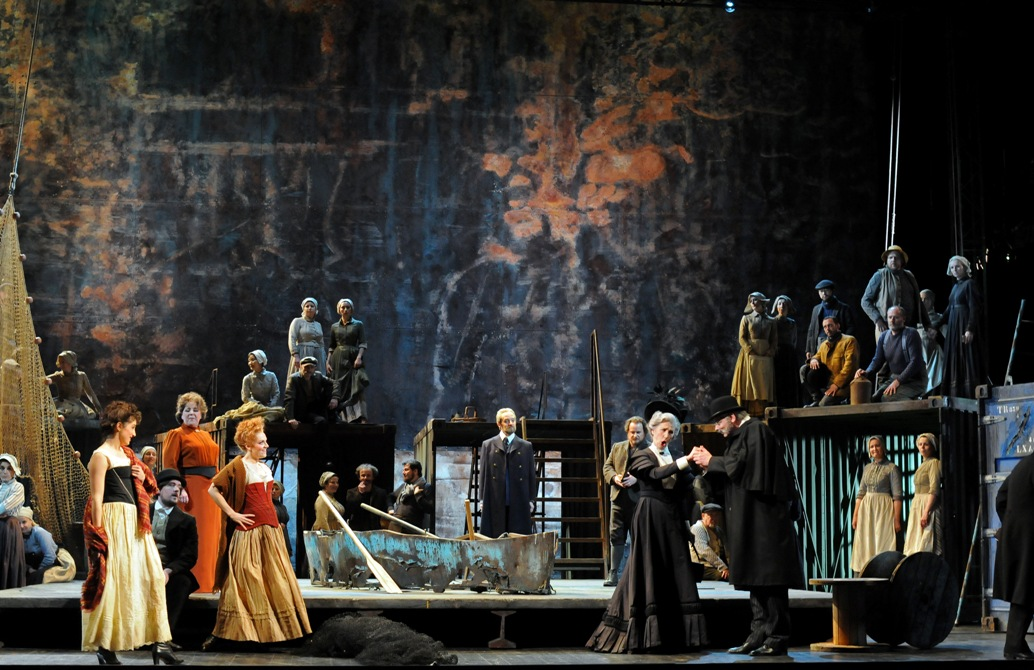 Scene from Lyon Peter Grimes