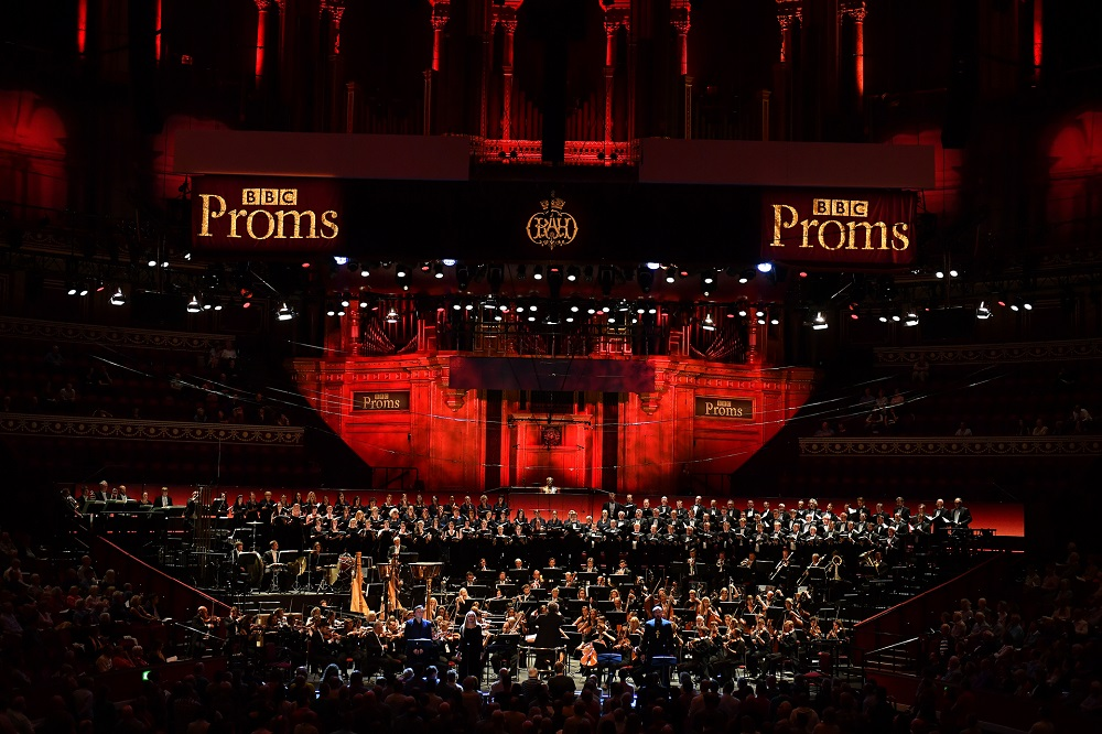 Scene from Proms Khovanshchina