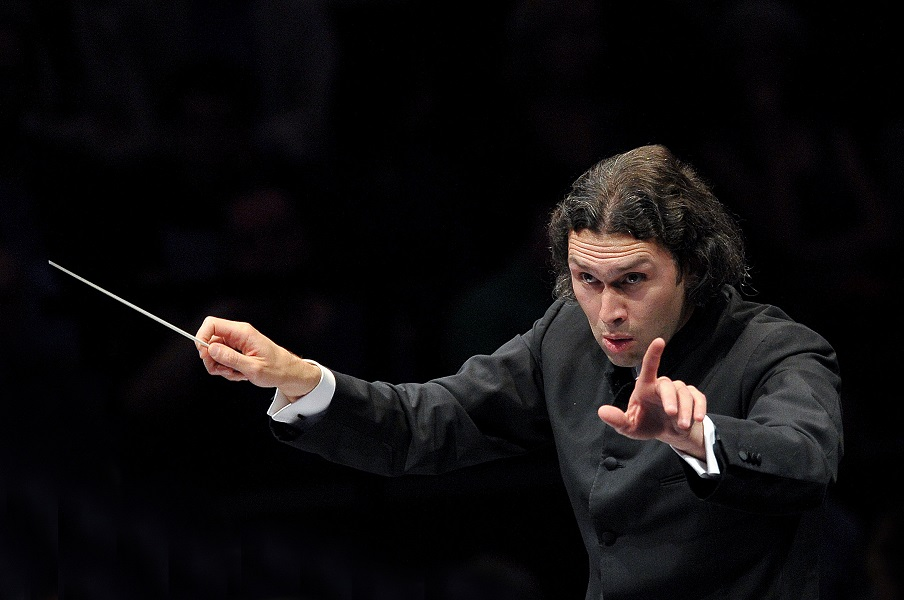 Vladimir Jurowski at the 2013 Proms by Chris Christodoulou