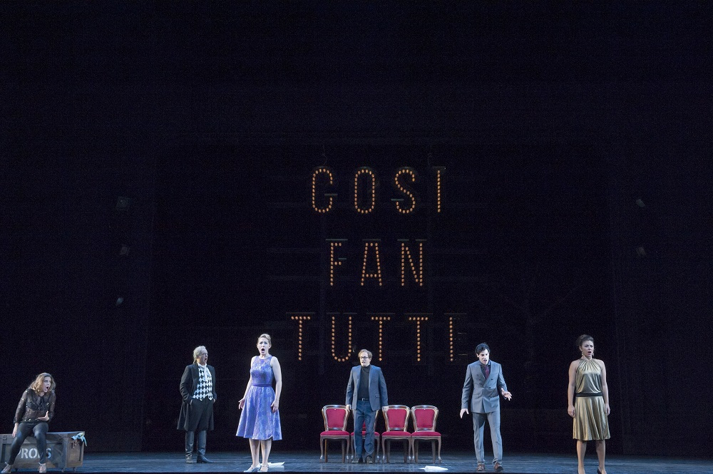Act 2 finale from Cosi fan tutte