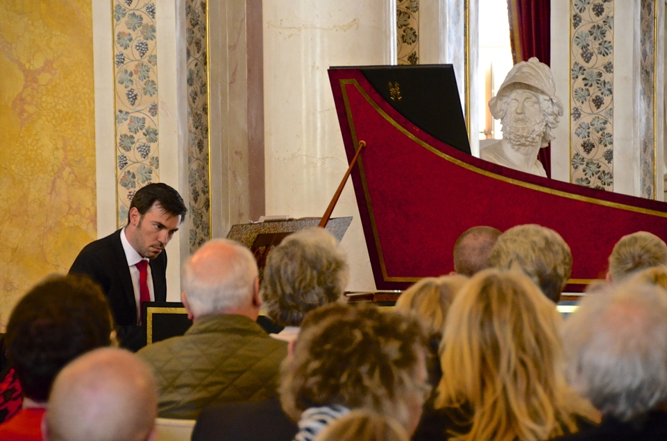 Allegre harpsichord recital