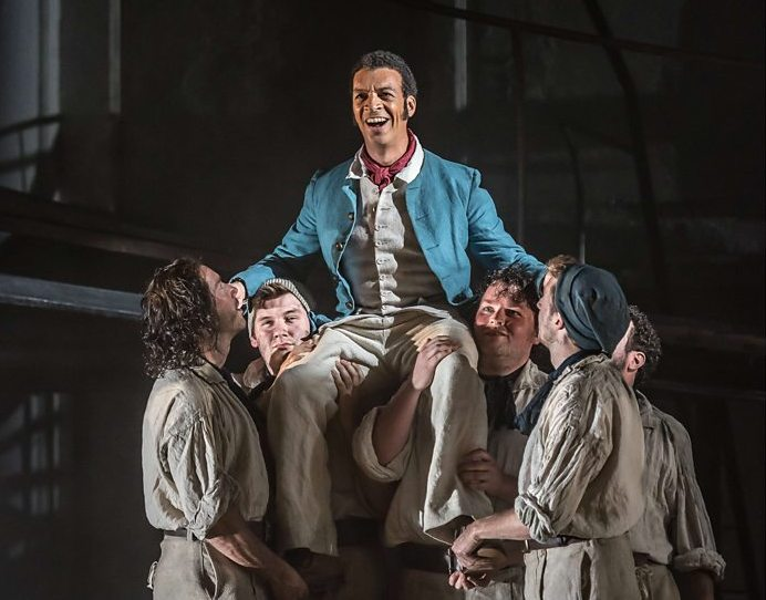 Roderick Williams in Billy Budd