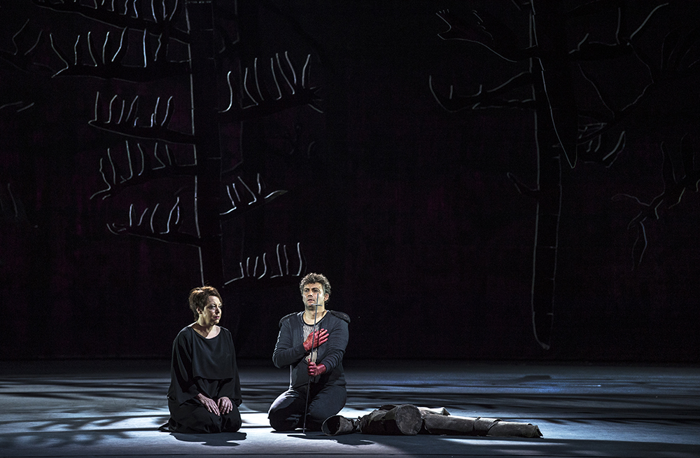 Jonas Kaufmann and Nina Stemme in Bavarian State Opera Parsifal