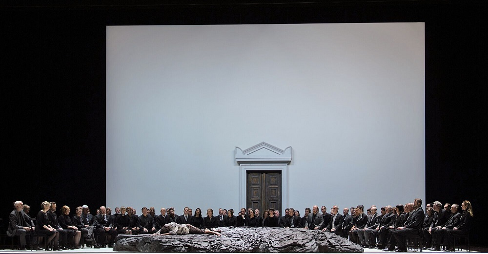 Act 2 of Beethoven's Fidelio at the Royal Opera