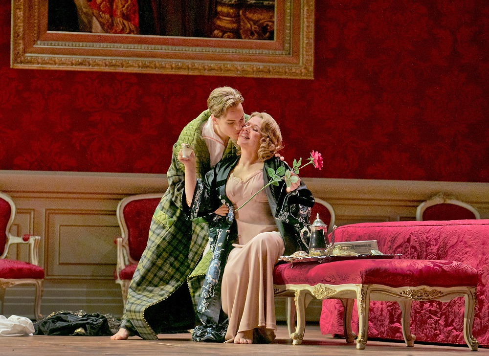 Fleming and Garanca in Der Rosenkavalier