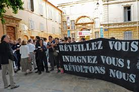 Banners at Aix