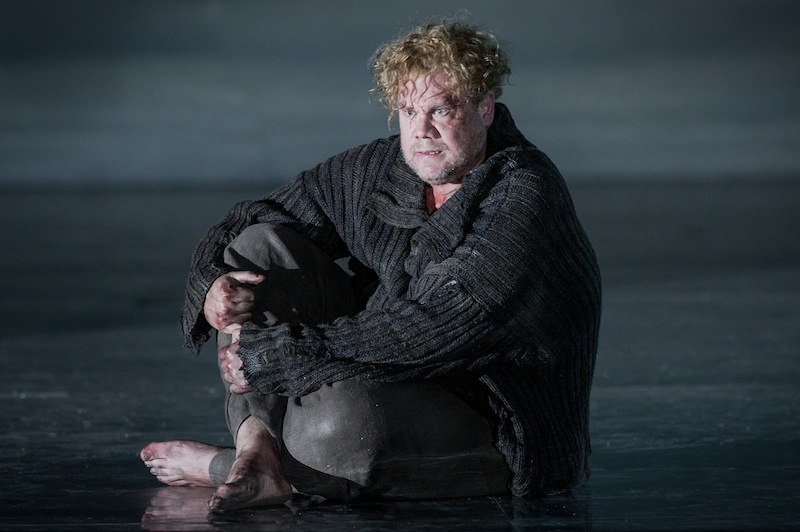Stuart Skelton as Peter Grimes, ENO