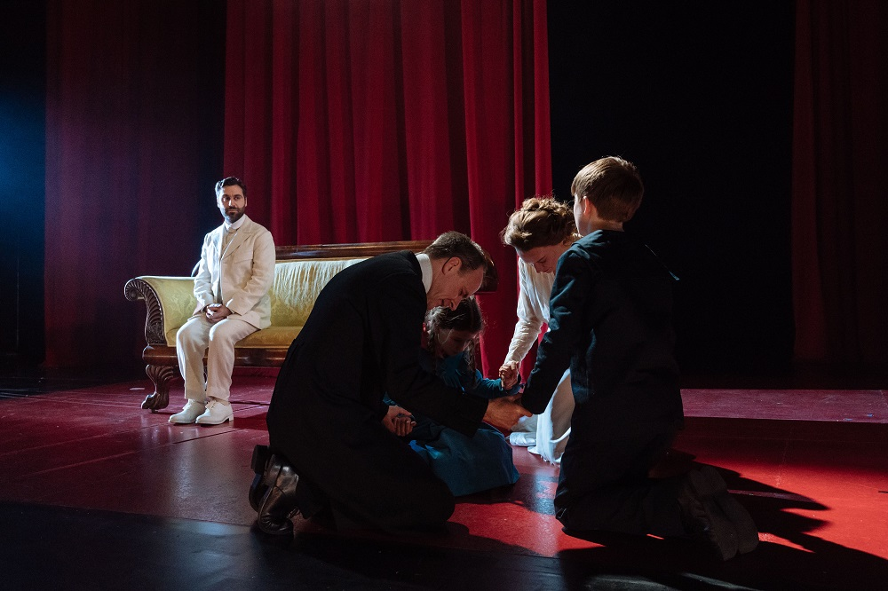 Scene from Old Vic Fanny and Alexander