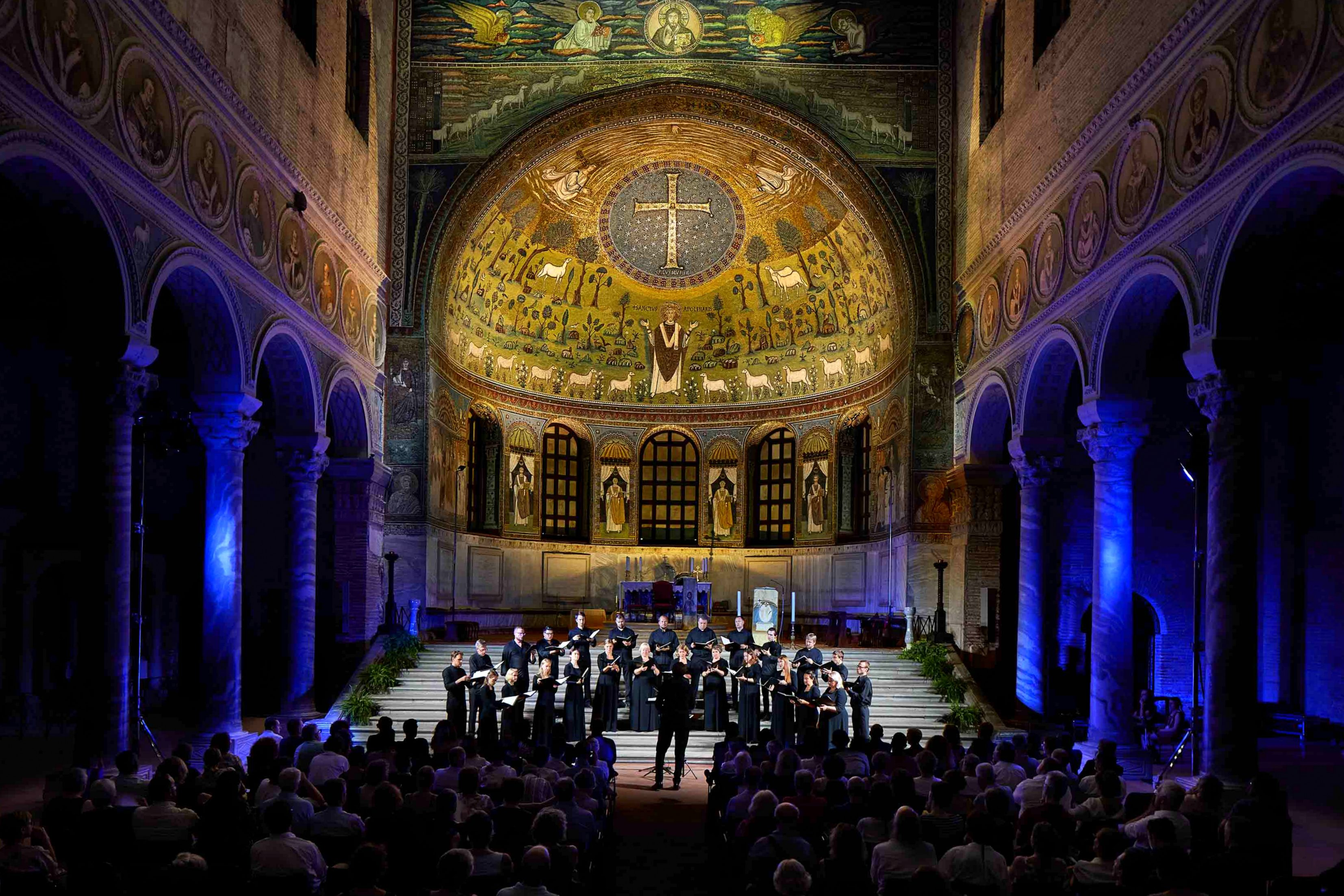 Estonian Philharmonic Chamber Choir in Sant'Apollinare in Classe