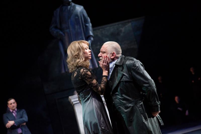 King Lear, National Theatre