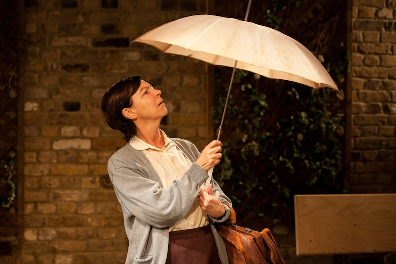Tessa Peake-Jones as Marjorie in Home at the Arcola