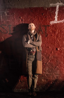 Mark Gatiss in Coriolanus