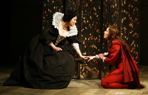 Peter Hall's 2011 Twelfth Night at the National Theatre