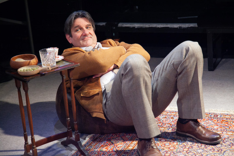 Tim Welton in Bodies at the Southwark Playhouse