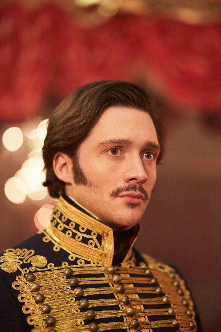 David Oakes as Ernest in Victoria