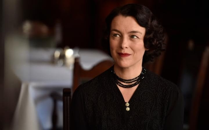 Olivia Williams in The Halcyon