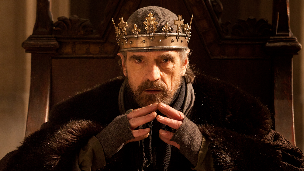 Jeremy Irons, The Hollow Crown