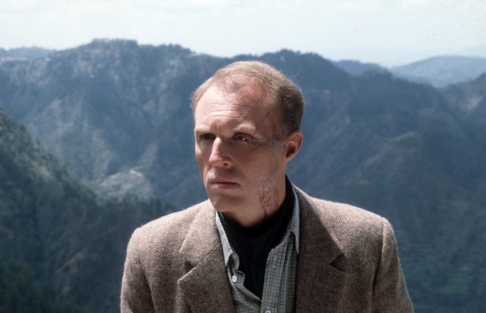 Tim Pigott-Smith in The Jewel in the Crown
