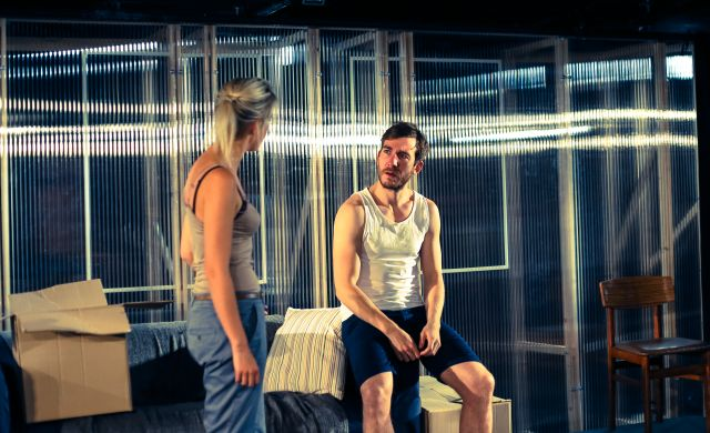Microcosm at the Soho Theatre
