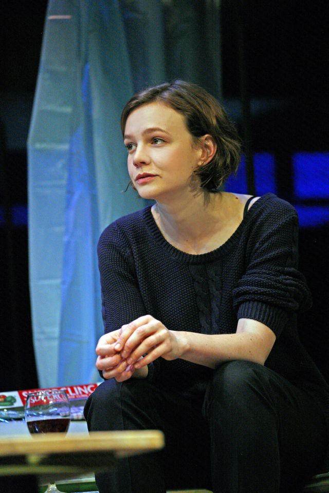 Carey Mulligan in Skylight