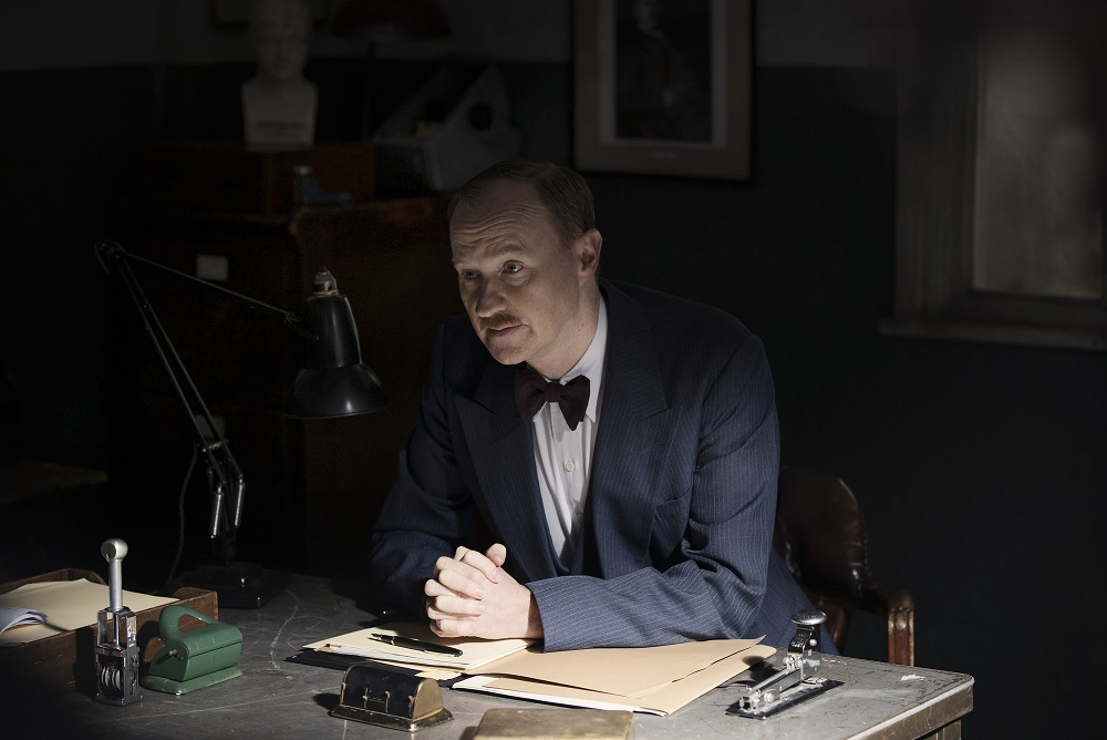 Mark Gatiss in Against the Law