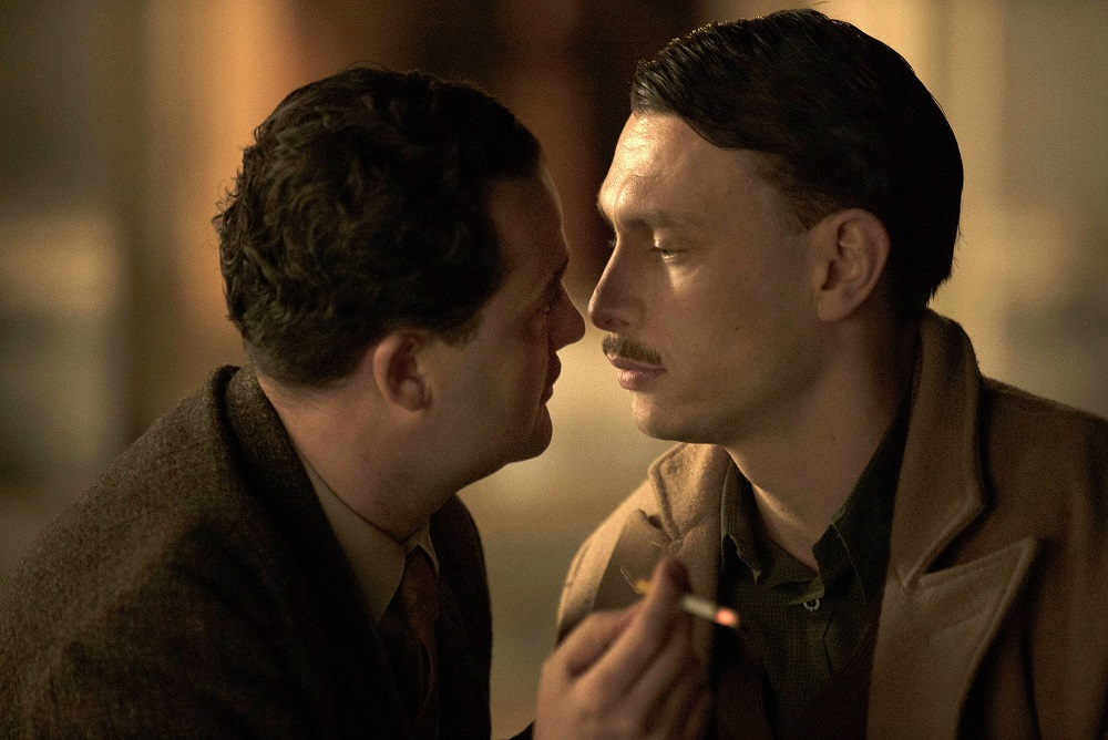 Daniel Mays and Richard Gadd in Against the Law
