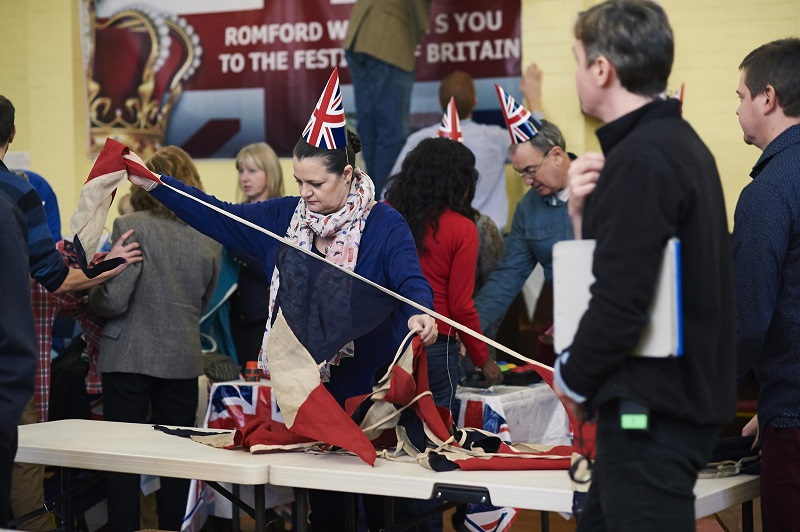 Bunting and Battenburg cake: UKIP attempts to distract people from the nightmare unfolding around them