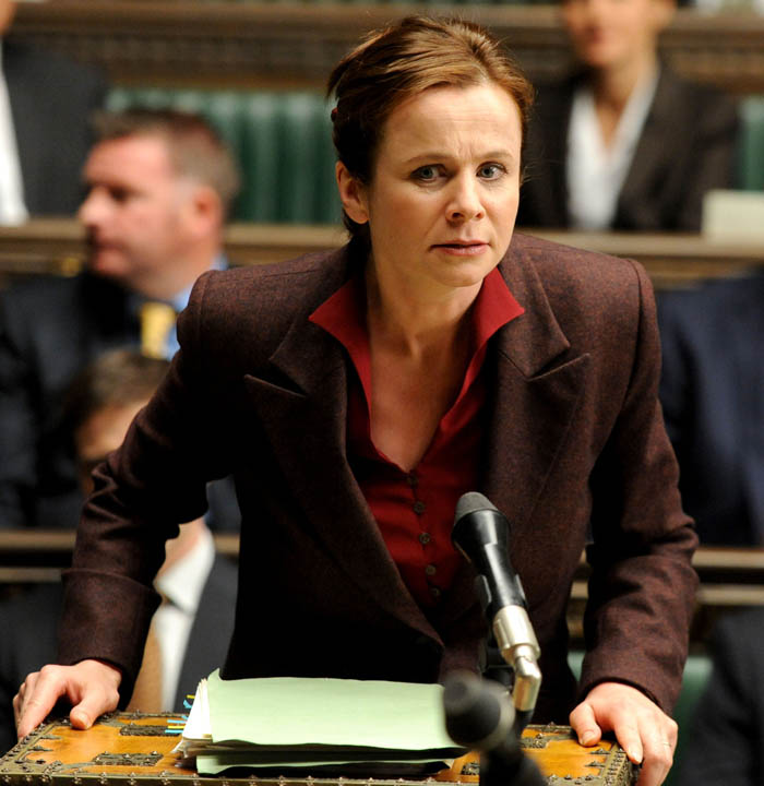 The Politician's Husband, BBC Two