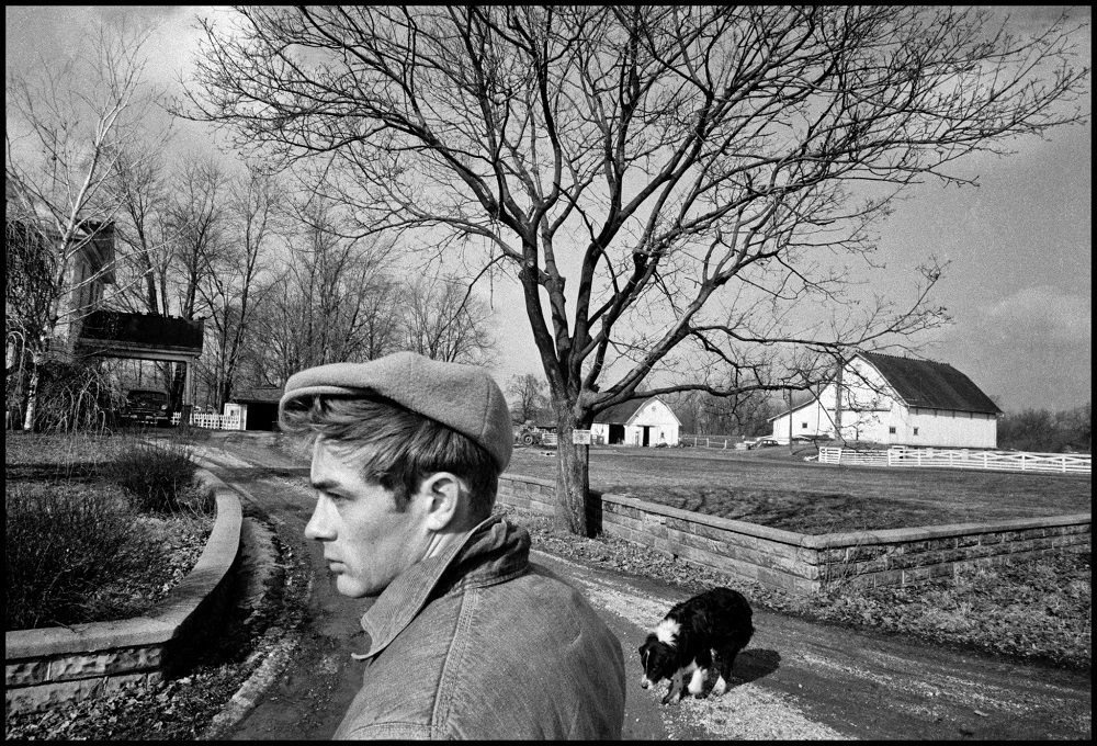 James Dean ®Dennis Stock / Magnum Photos