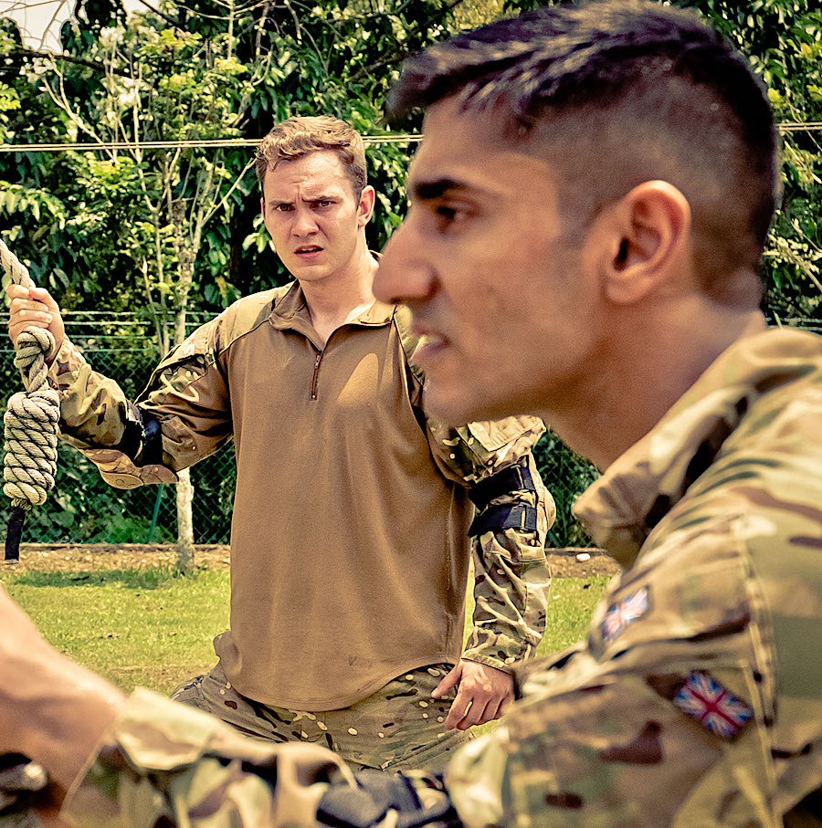 Our Girl, Series 4, BBC One review - 2 Section versus Boko Haram
