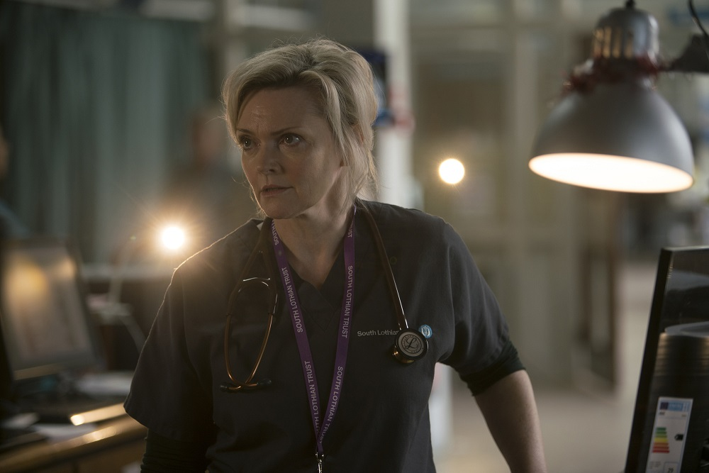 Sharon Small in Trust Me, BBC One