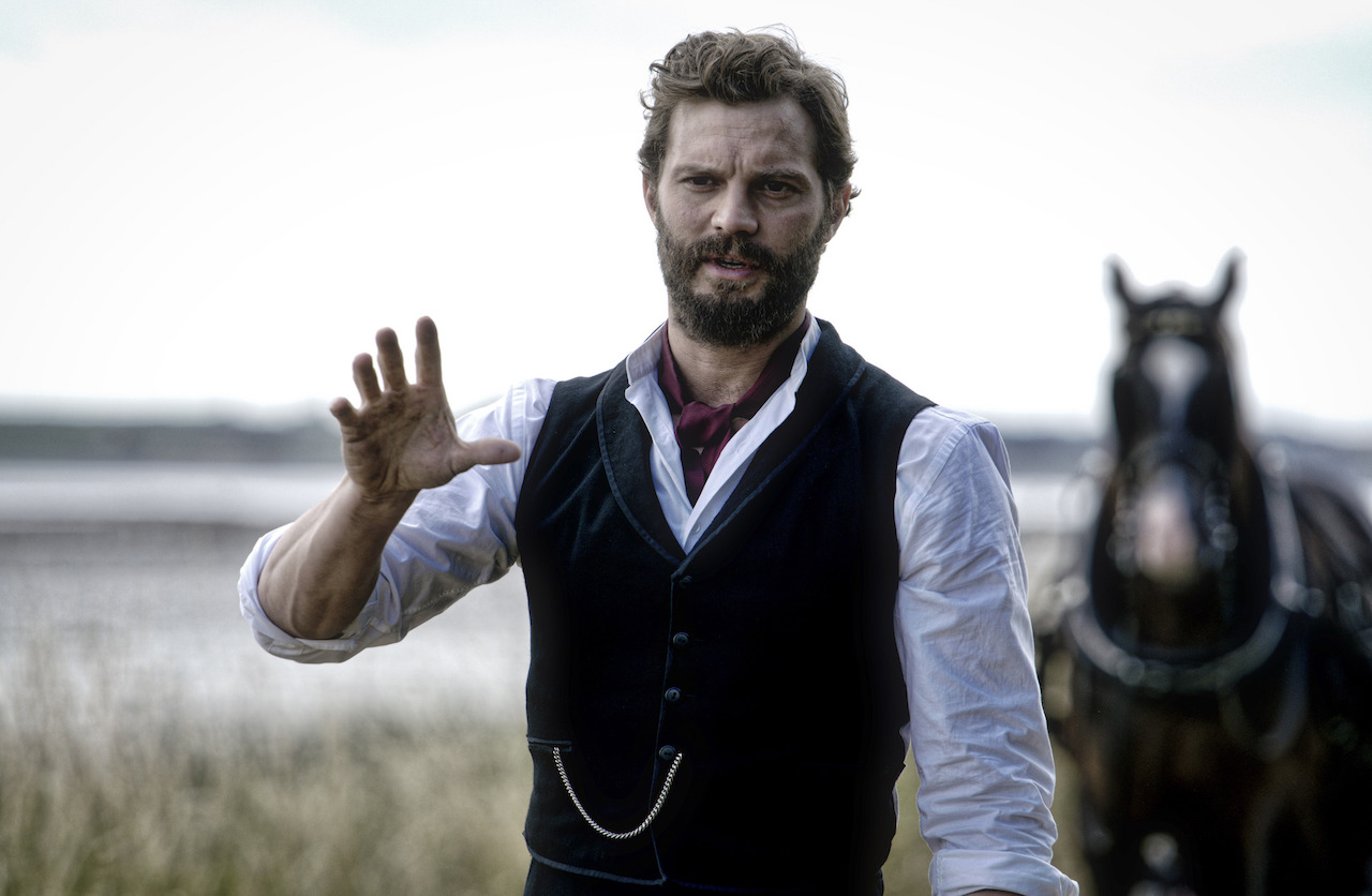 Jamie Dornan in Death and Nightingales