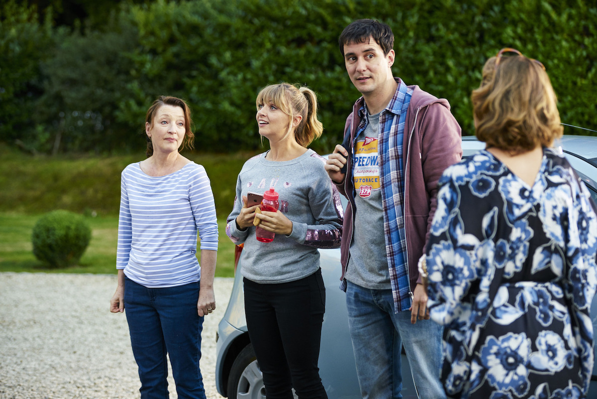 The cast of Mum, BBC/Big Talk Productions/Mark Johnson