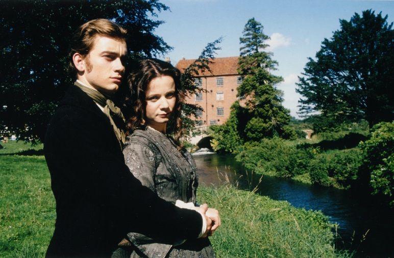 Ifan Meredith and Emily Watson in The Mill on the Floss