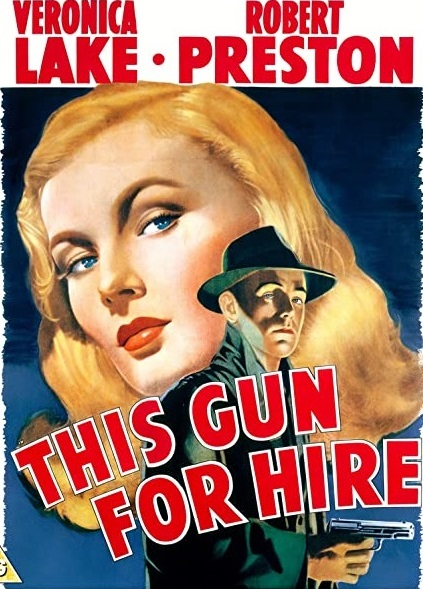 Blu-ray: This Gun for Hire