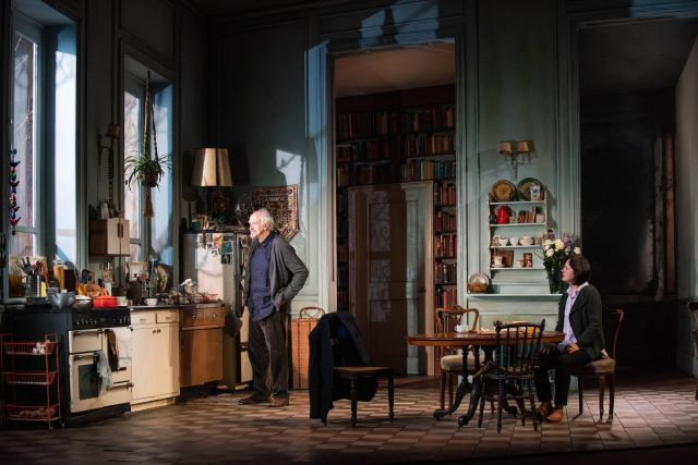 Jonathan Pryce as Andrew in Florian Zeller play