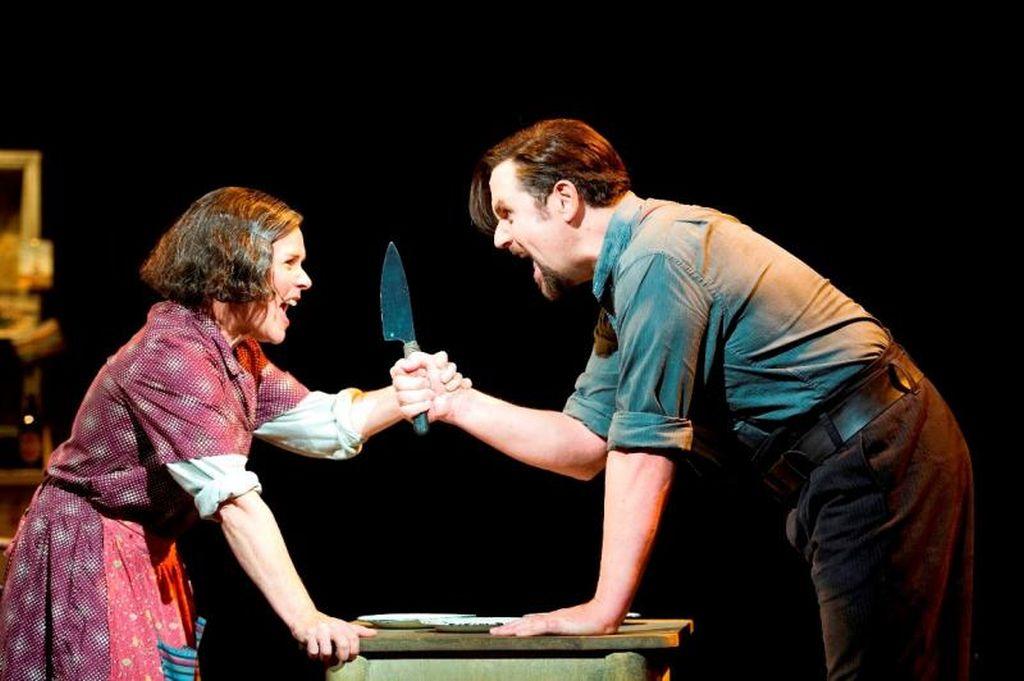 Jonathan Kent's `Sweeney Todd'